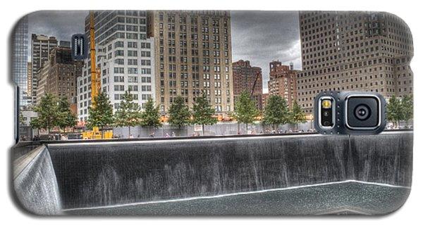 911 Memorial Hdr Galaxy S5 Case by Joe  Palermo