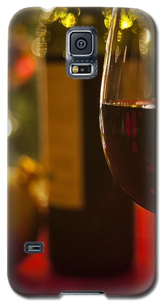 A Drink By The Tree Galaxy S5 Case