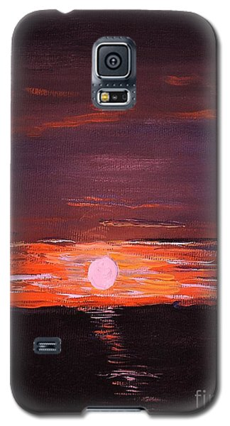 A Little Sun For Gaby Galaxy S5 Case