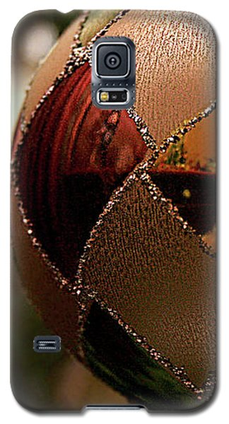 Galaxy S5 Case featuring the photograph A Photographer's Christmas Greeting by Trish Mistric