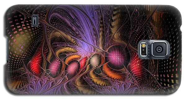 Galaxy S5 Case featuring the digital art A Student Of Time by NirvanaBlues