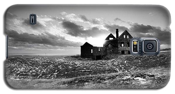 Abandoned Farm On The Snaefellsnes Peninsula Galaxy S5 Case