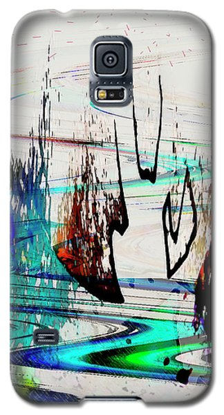 Abstract 1001 Galaxy S5 Case