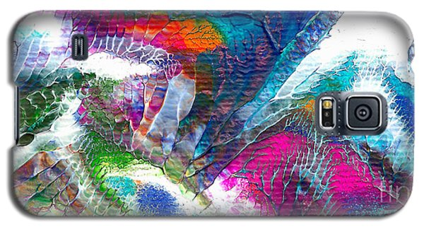 Abstract 10115a Galaxy S5 Case