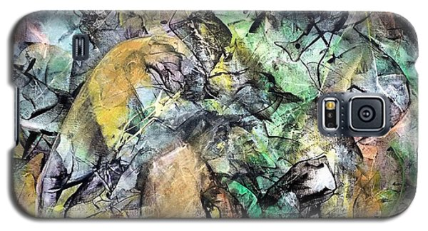 Abstract #331 - Gone With The Wind Galaxy S5 Case