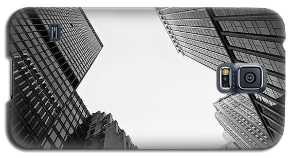 Abstract Architecture - New York Galaxy S5 Case