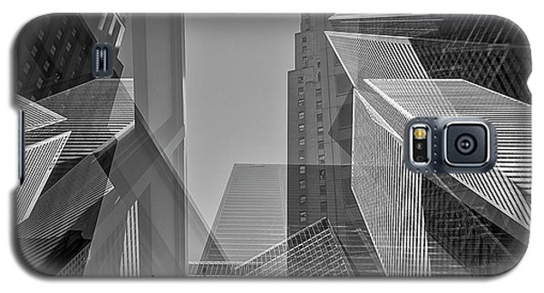 Abstract Architecture - Toronto Financial District Galaxy S5 Case
