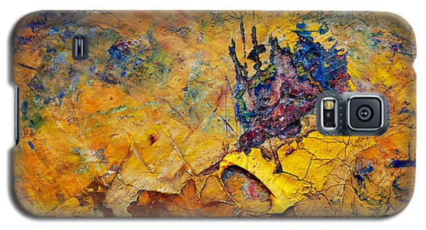 Abstract Composition Galaxy S5 Case by Michal Boubin