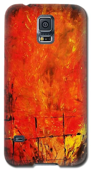 Acrylics Galaxy S5 Case