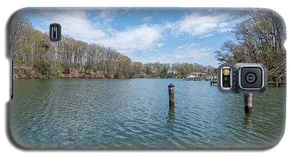 Weems Creek Annapolis, Md Galaxy S5 Case by Charles Kraus