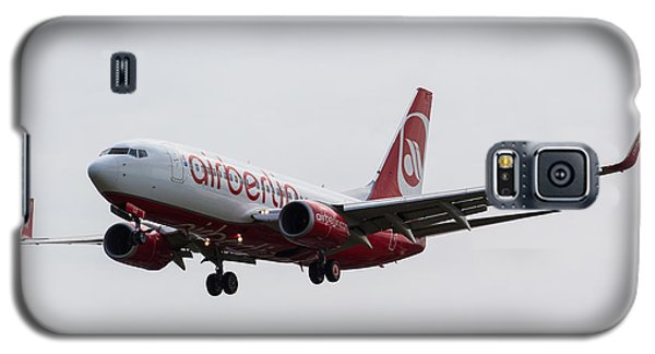 Airberlin Boeing 737 Galaxy S5 Case