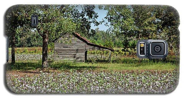 Alabama Cotton Field Galaxy S5 Case by L O C