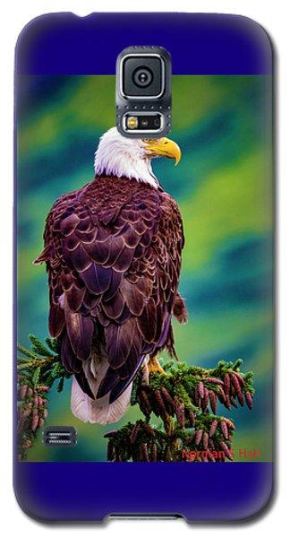 Alaska Bald Eagle Galaxy S5 Case