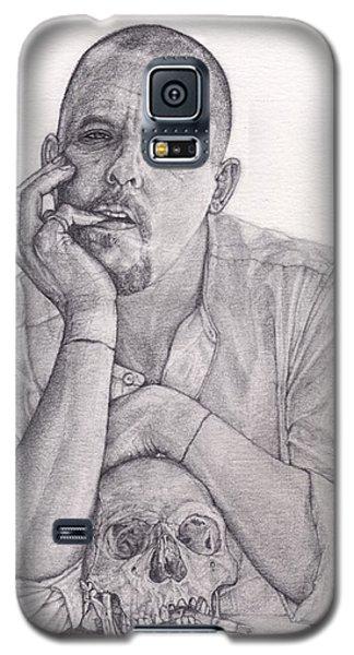 Alexander Mcqueen Savage Beauty Galaxy S5 Case by Kent Chua