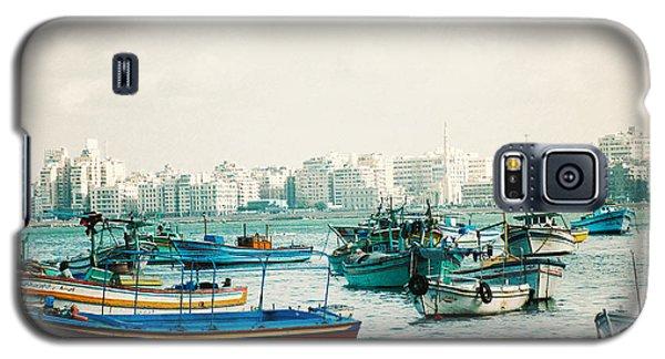 Alexandrian Harbour Galaxy S5 Case by Cassandra Buckley