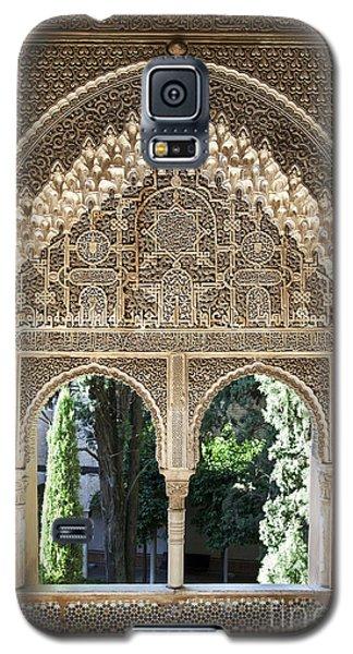 Alhambra Windows Galaxy S5 Case