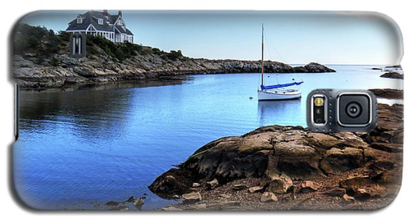 Galaxy S5 Case featuring the photograph Almost Paradise Newport Ri by Tom Prendergast