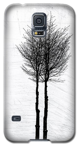 Galaxy S5 Case featuring the photograph Alone Together by Odd Jeppesen