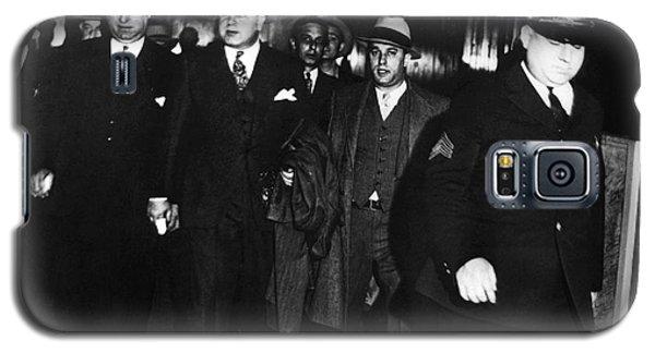 Alphonse Capone (1899-1947) Galaxy S5 Case