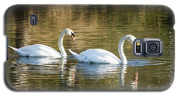 Always Together Wildlife Art By Kaylyn Franks Galaxy S5 Case