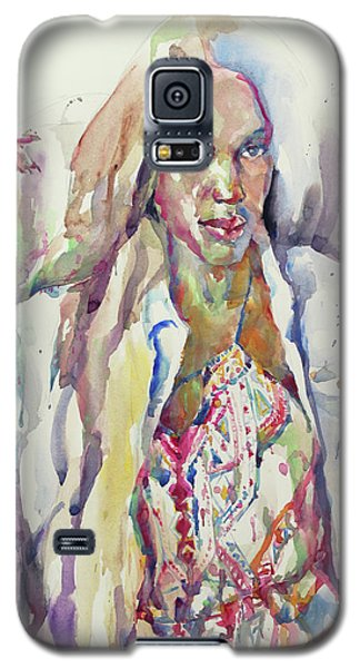 Amethyst Galaxy S5 Case