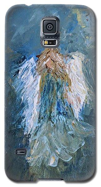 Angel Girl Galaxy S5 Case