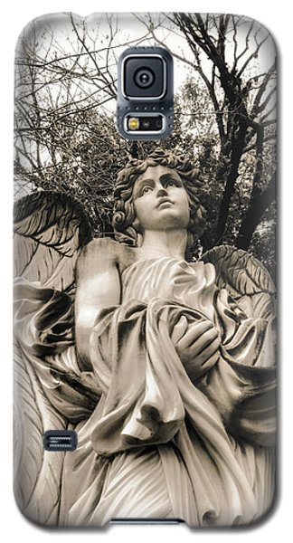Angel In The Fall Galaxy S5 Case