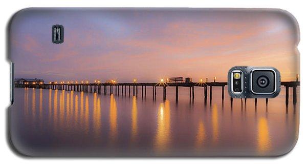 Anna Maria City Pier , Anna Maria Island Sunrise  Galaxy S5 Case