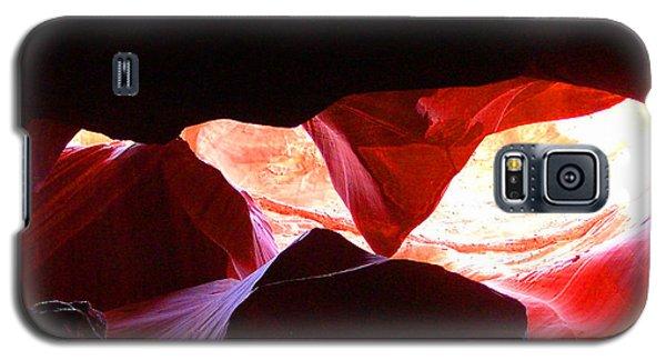 Antelope Slot Canyon - Astounding Range Of Colors Galaxy S5 Case