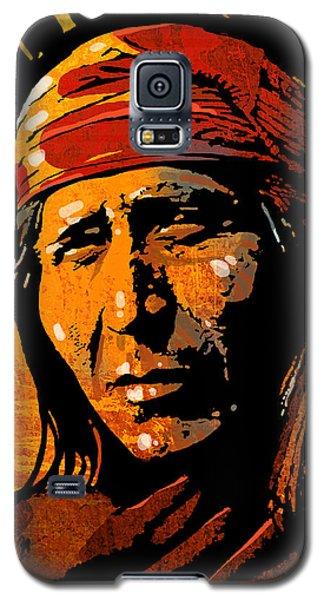 Apache Warrior Galaxy S5 Case