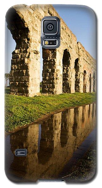 Aqua Claudia Aqueduct Galaxy S5 Case