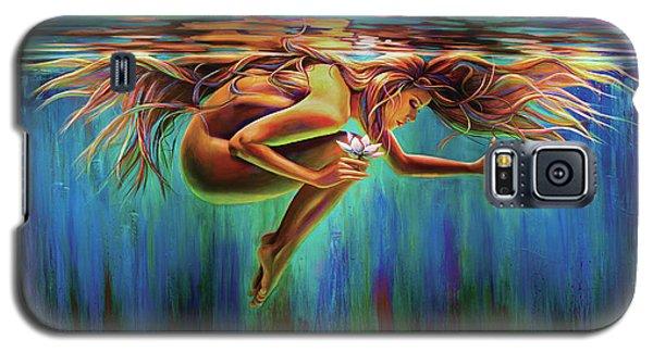 Aquarian Rebirth Galaxy S5 Case