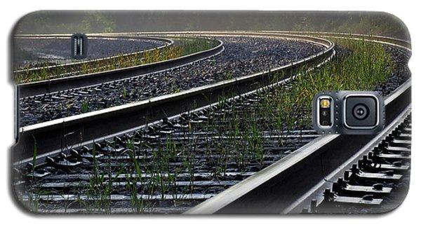 Around The Bend Galaxy S5 Case by Douglas Stucky