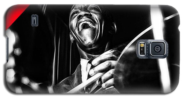 Art Blakey Collection Galaxy S5 Case by Marvin Blaine