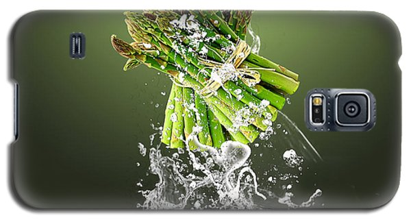 Asparagus Splash Galaxy S5 Case