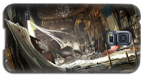 Design Galaxy S5 Case - Assassin's Creed Unity by Maye Loeser