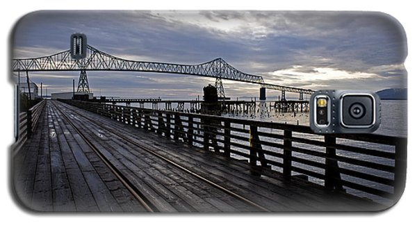 Astoria-megler Bridge 4 Galaxy S5 Case