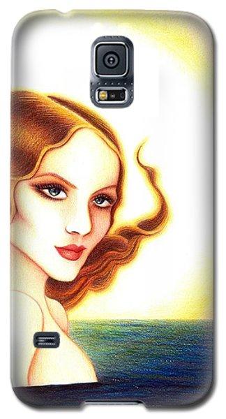 August Honey Galaxy S5 Case