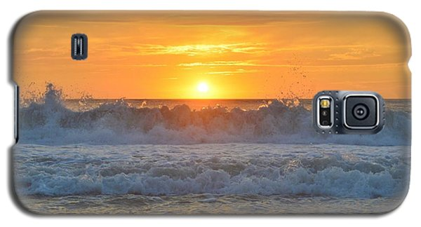 August Sunrise   Galaxy S5 Case