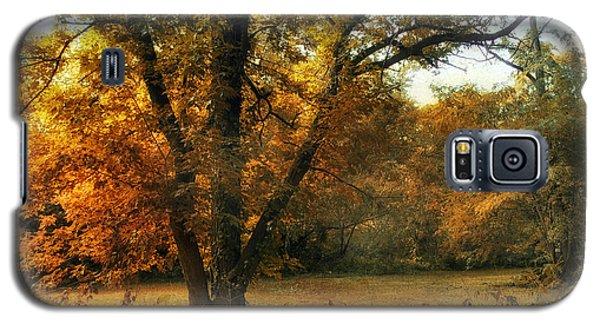 Autumn Arises Galaxy S5 Case