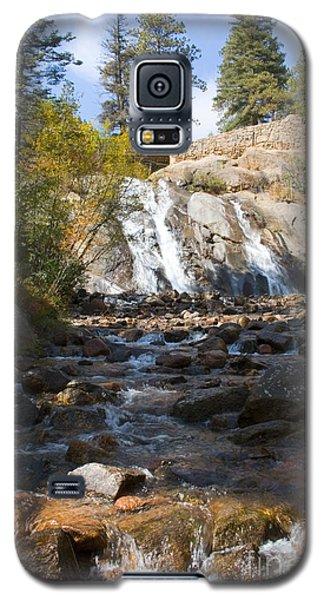 Autumn At Helen Hunt Falls Colorado Galaxy S5 Case