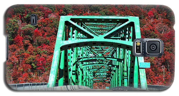 Autumn Bridge Galaxy S5 Case