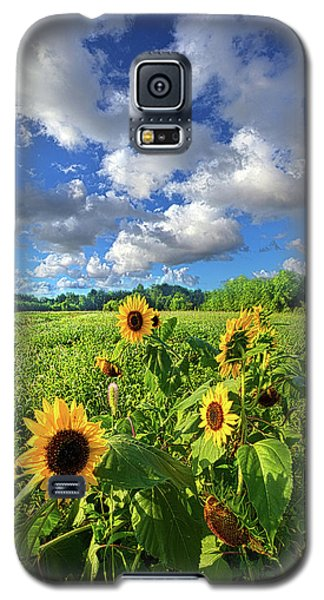 Autumn Is Near Galaxy S5 Case
