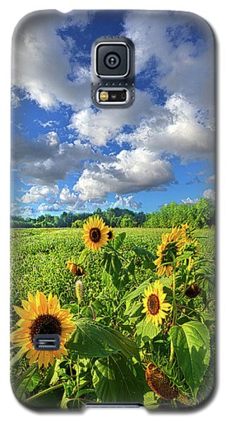 Autumn Is Near Galaxy S5 Case