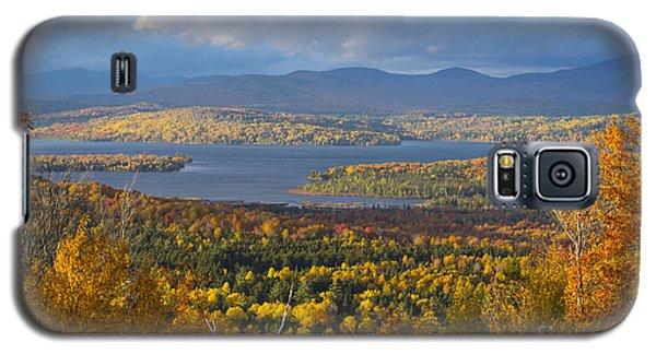 Autumn Splendor Galaxy S5 Case by Alana Ranney