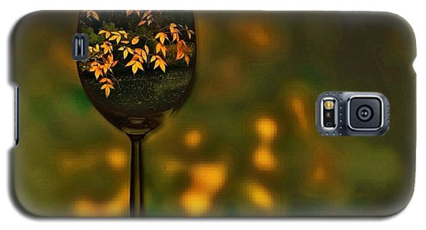 Autumn Vintage Galaxy S5 Case