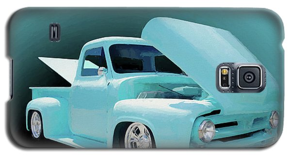 Galaxy S5 Case featuring the photograph Baby Blue 2 by Jim  Hatch