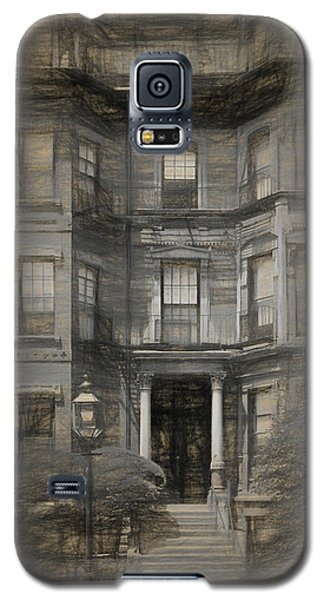 Back Bay Boston Galaxy S5 Case
