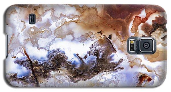 Backlit Agate Galaxy S5 Case