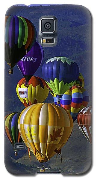 Balloons Over Reno Galaxy S5 Case